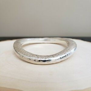 Simon Sebbag Sterling Silver Bangle Bracelet